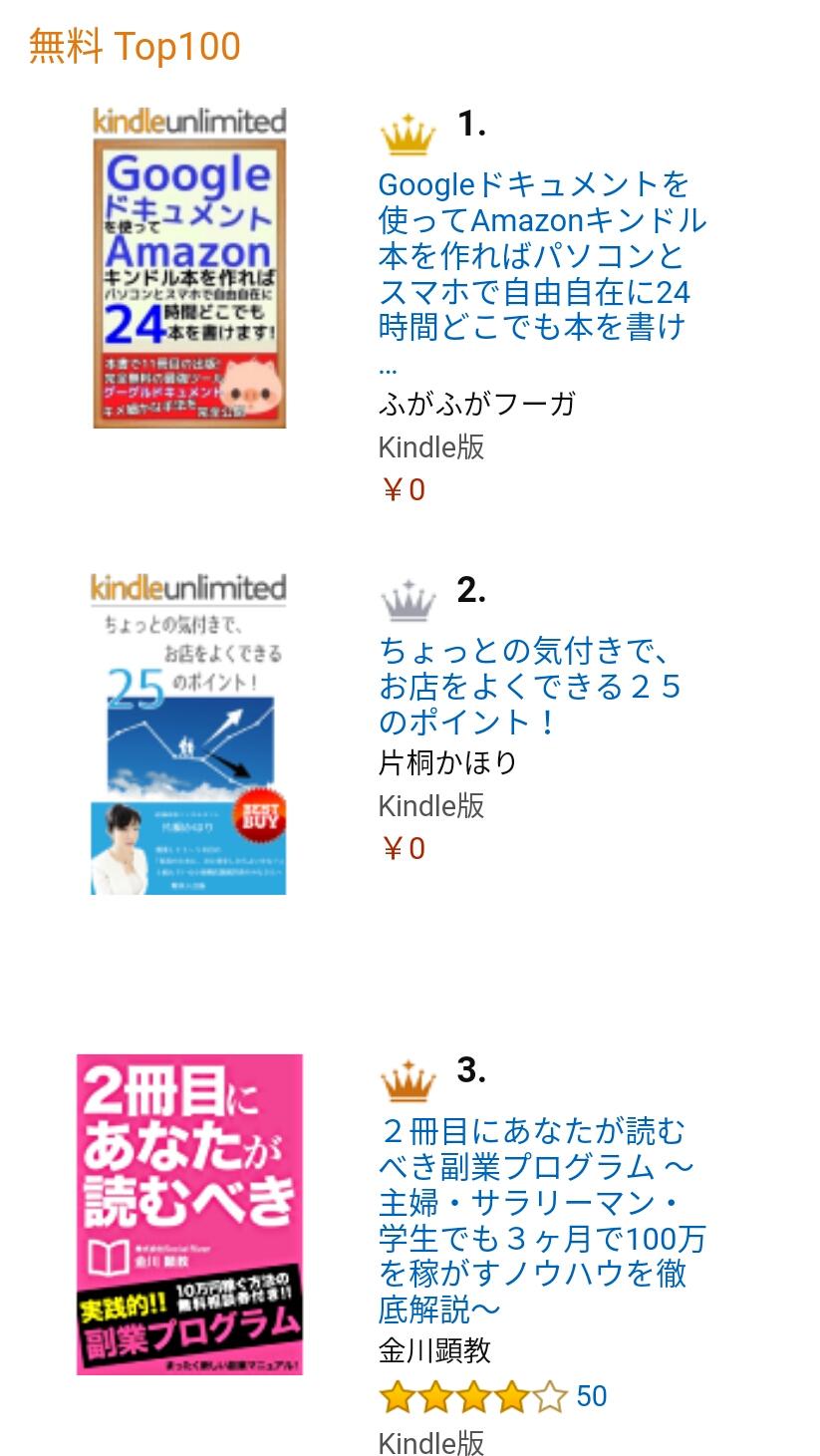 アマゾンランキング第1位!セールス・マーケティング